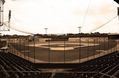 Rickwood Field Print by Frank Romeo