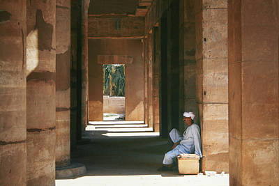 Hathor Photograph - Shine On.. by A Rey