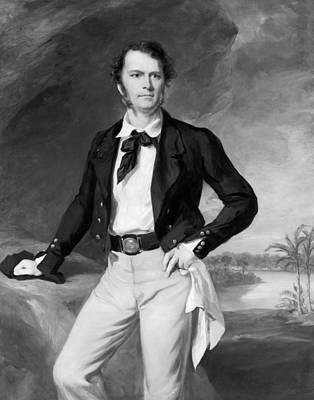 Raja Painting - Sir James Brooke (1803-1868) by Granger