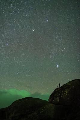 Stargazing Photograph - Stargazing by Tommy Eliassen