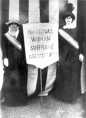 Suffragettes, 1913 Print by Granger