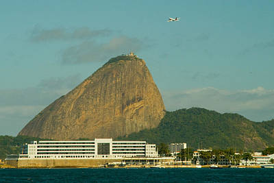 City Photograph - Sugarloaf Mountain In Rio De Janeiro by Celso Diniz
