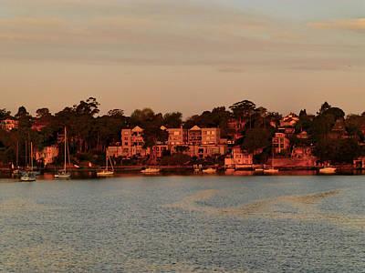 City Photograph - Sunset City by Girish J
