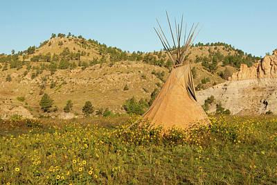 Usa, South Dakota, Wild Horse Sanctuary Print by Jaynes Gallery