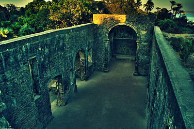 Vasai Fort Print by Salman Ravish
