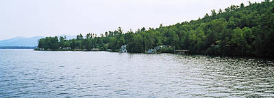 Steamboat Photograph - View From The Minne Ha Ha Steamboat by Panoramic Images