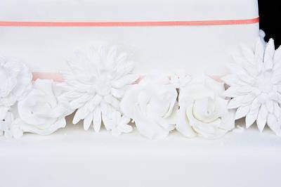 Wedding Cake Print by Tom Gowanlock