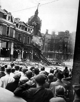 Observer Photograph - World War 2, Battle Of Britain by Everett