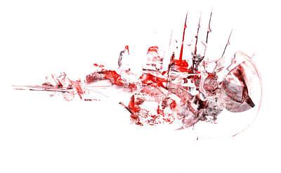 Framed Art Painting - Port by Modern Art Prints