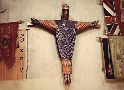 Commercial Photograph - Church Jesus  by Girish J