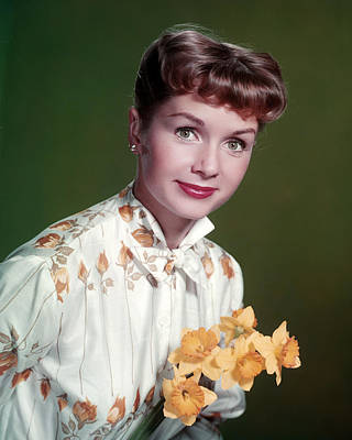 Reynolds Photograph - Debbie Reynolds by Silver Screen