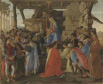 Italy, Tuscany, Florence, Uffizi Print by Everett