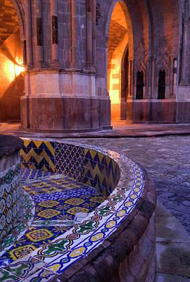 Mosaic Photograph - Mexico, San Miguel De Allende by Jaynes Gallery