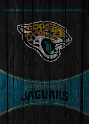 Present Photograph - Jacksonville Jaguars by Joe Hamilton