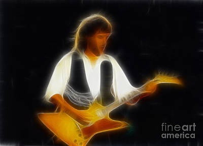 38 Special-94-jeff-gc25-fractal Print by Gary Gingrich Galleries