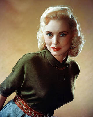 Janet Leigh Print by Silver Screen