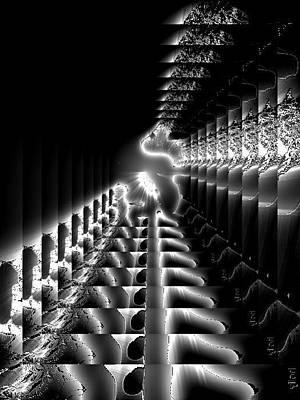 Etc. Digital Art - 3d Digital by HollyWood Creation By linda zanini