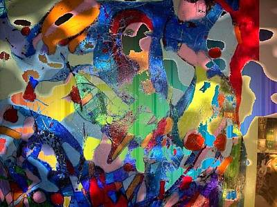 Etc. Digital Art - All Colors by HollyWood Creation By linda zanini
