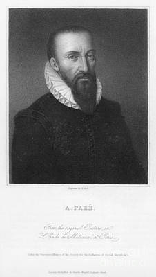 Ambroise Pare (1517?-1590) Print by Granger