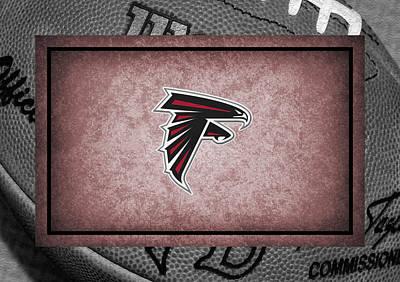 Atlanta Photograph - Atlanta Falcons by Joe Hamilton