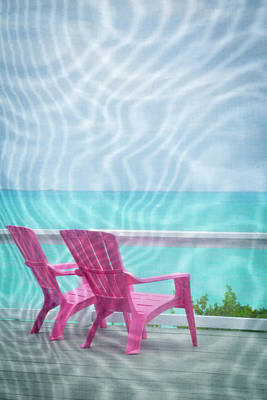 Screen Doors Photograph - Bahamas, Little Exuma Island by Jaynes Gallery