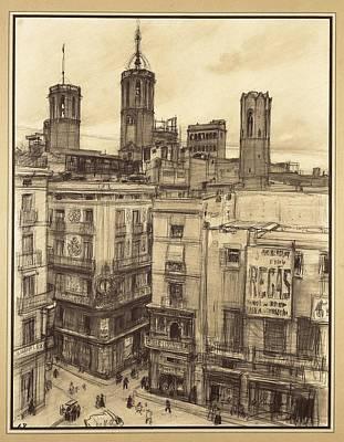 Baixeras I Verdaguer, Dion�s 1862-1943 Print by Everett