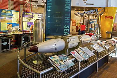 History Of Science Photograph - Bradbury Science Museum by Jim West