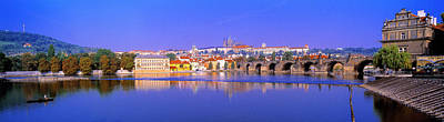Charles Bridge, Prague, Czech Republic Print by Panoramic Images