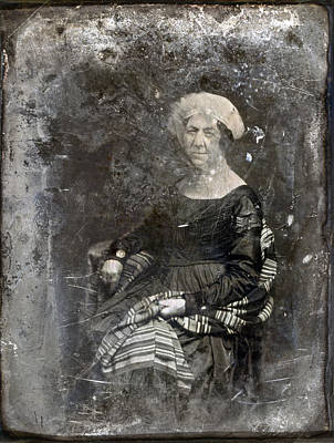 Dolley Photograph - Dolley Madison (1768-1849) by Granger