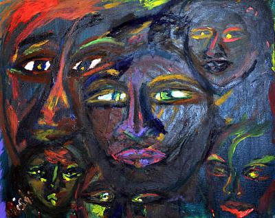 Faces Original by Twanda  Jackson