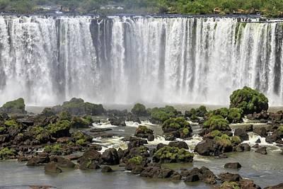 Iguazu Falls Print by Alfred Pasieka