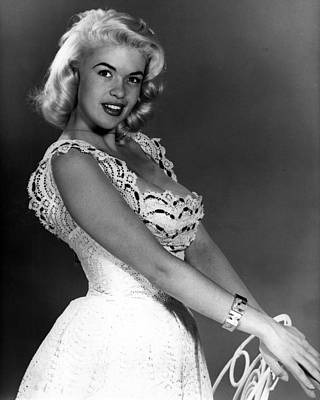 Mansfield Photograph - Jayne Mansfield by Retro Images Archive