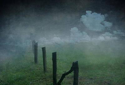 Landscape Print by Heike Hultsch