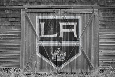 Hockey Photograph - Los Angeles Kings by Joe Hamilton