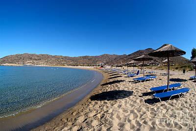 Europe Photograph - Maganari Beach by George Atsametakis