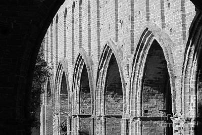 Monastery Ruins Print by Four Hands Art