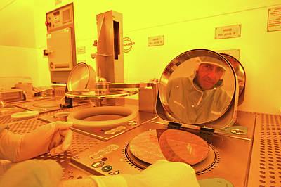 Nanotechnology Centre Print by Ibm Research