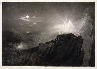 Paradise Lost Print by British Library