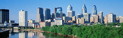 Philadelphia Pa Photograph - Philadelphia, Pennsylvania, Usa by Panoramic Images