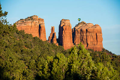 Whalen Photograph - Sedona In The Fall Series by Josh Whalen