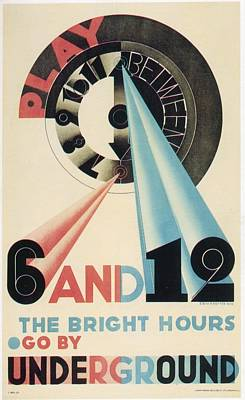 Vintage Posters Print by Classic