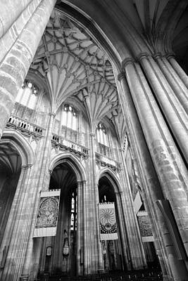 Winchester Cathedral Original by Steven Poulton