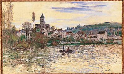 France, Ile De France, Paris, Muse Print by Everett