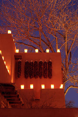 Santa Fe, New Mexico, United States Print by Julien Mcroberts