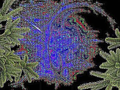 Etc. Digital Art - Digital  Art by HollyWood Creation By linda zanini