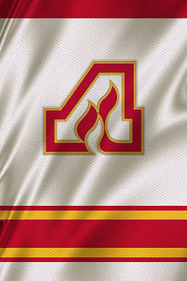Hockey Photograph - Atlanta Flames by Joe Hamilton