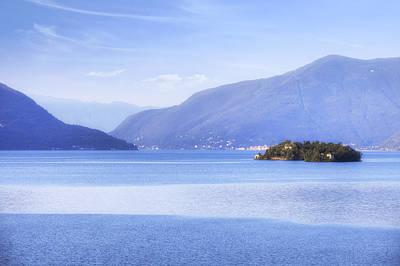 Ticino Photograph - Brissago Islands by Joana Kruse