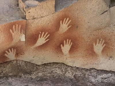 Cave Of The Hands Argentina Print by Javier Trueba MSF SPL