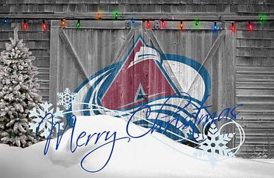 Colorado Christmas Photograph - Colorado Avalanche by Joe Hamilton