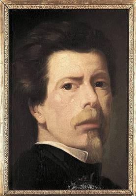 Self Portrait Photograph - Esquivel Y Suarez De Urbina, Antonio by Everett